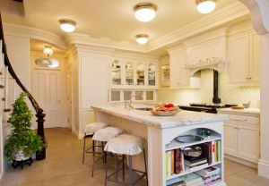 2012 Kitchen of The Year in the Boston Globe Magazine