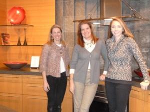 HC Design Visits Clarke Kitchen Resource