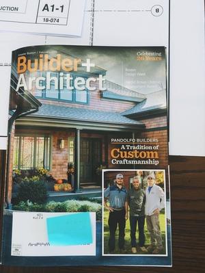 HCDesign Features in Builder+Architect Magazine